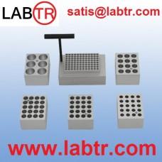 Blok Isıtıcı - Alüminyum Bloklar