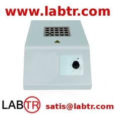 Blok Isıtıcı Analog 130°C 1 Bloklu ABH101A