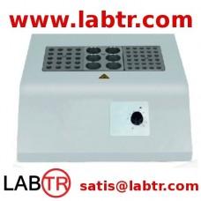 Blok Isıtıcı Analog 130°C 3 Bloklu ABH103A
