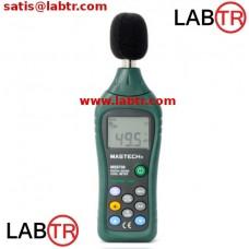 Mastech MS6708 Gürültü Seviyesi Ölçüm Cihazı Desibelmetre