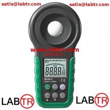 Mastech MS6612 Işık Şiddeti Ölçüm Cihazı Lüksmetre