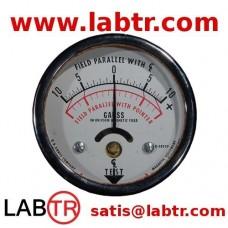 Analog Manyetik Alan Şiddeti Ölçer Gaussmetre D5820