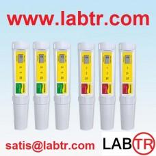 Su Geçirmez Cep Tipi pH Metre PHSCAN10