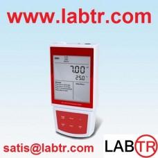 Taşınabilir pH/mV/ORP/Sıcaklık Ölçer 220